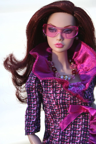 Poppy Parker and the Rose Colored Glasses
