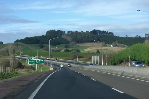 En ruta por la highway