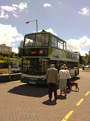 Normal everyday buses. (By flickrer soloM920, CC BY-NC-SA)