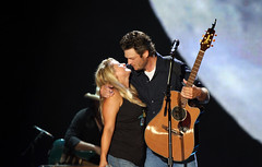 Blake Shelton and Miranda Lambert 36