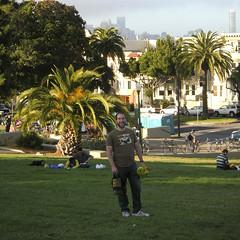 Lloyd at Dolores Park