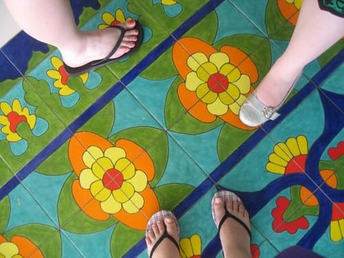 Bahamas Feet
