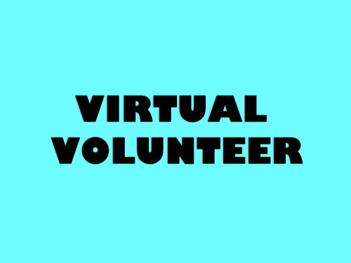 Buzzword Bingo: Virtual Volunteer
