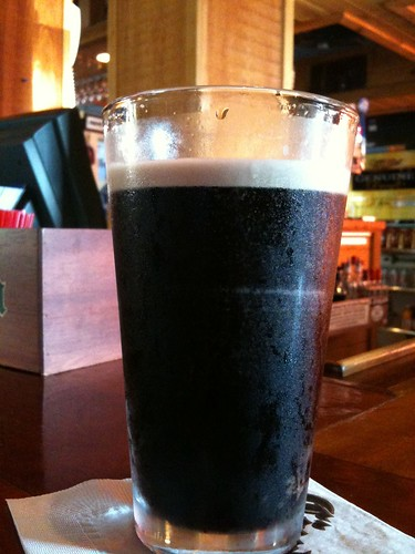 A pint of Murphy's Stout does the soul good