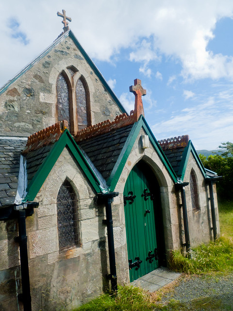 Church of St Kilda, Lochbuie