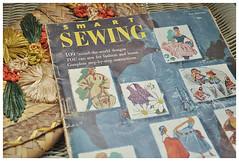 08.17.10 {a bit of circular sewing}