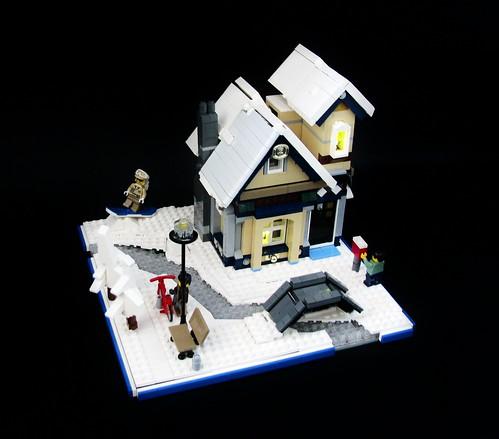 Winter Family Home