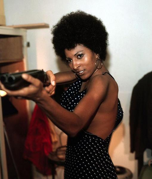 Pam Grier in COFFY '73