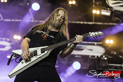 Lenny Rutledge - SANCTUARY @HELLFEST 2017