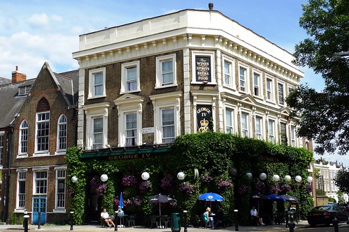 The George IV (Kentish Town NW5)