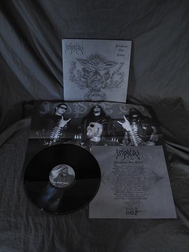 Impiety- Formidonis Nex Cultus LP