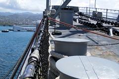 O'ahu - Honolulu - Pearl Harbor: USS Missouri ...