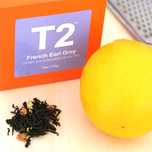 lemon delicious & earl greyicecream
