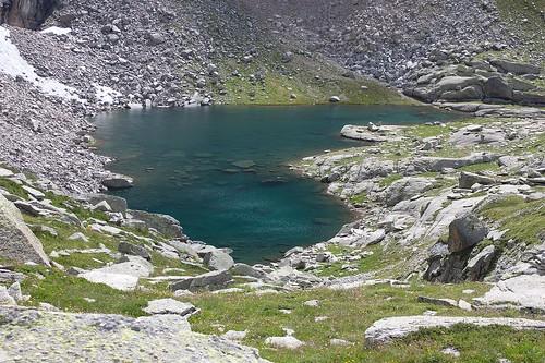 Lago di Unghiasse