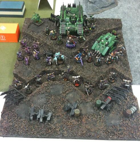 My Army  on Display at Astro Van 2010