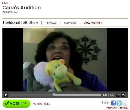 Oprah audition