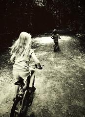 Bike rides and freedom