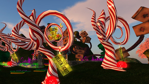 RFL: Epic Toy Factory - photograph by Raven Haalan
