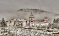 Sâmbăta de Sus Monastery / Mânastirea Sâmbăta ...