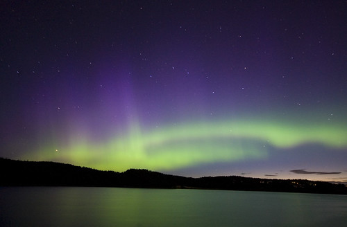 Aurora Borealis, by Wiciwato (Yahoo Flickr compilation) - July-August 2010