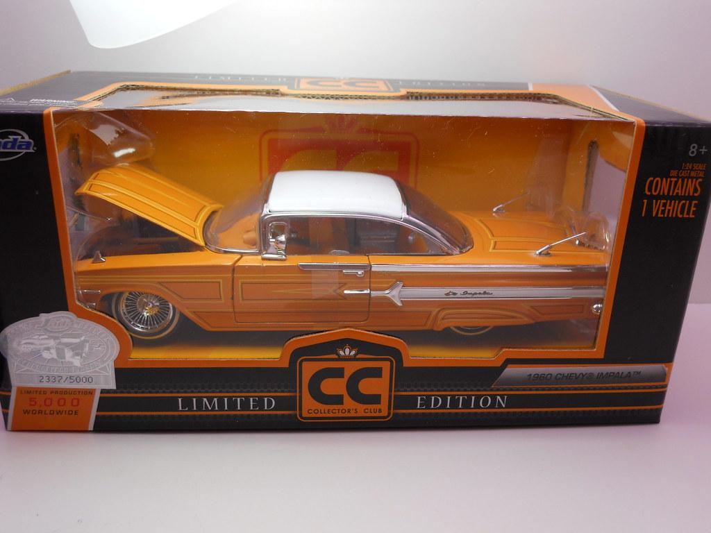 jada toys 1960 chevy impala collectors club (1)