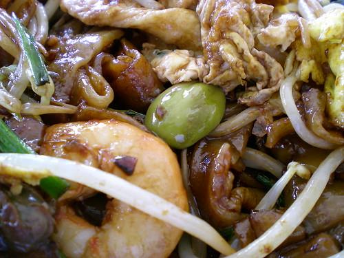 Sambal petai fried kway teow 2