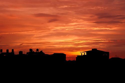 Caotun Sunset