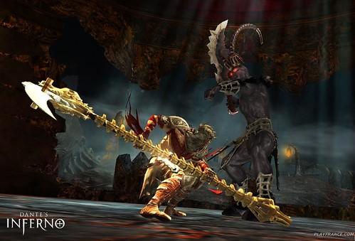 Dante's inferno - boss