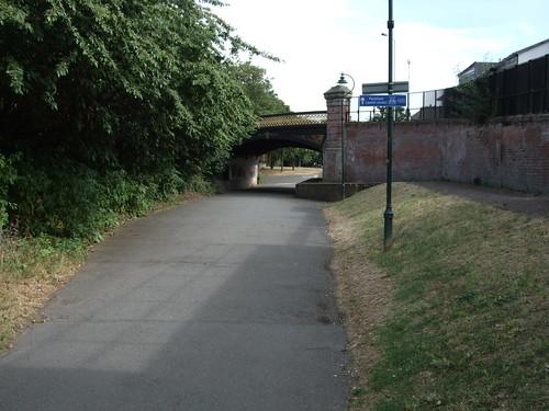 Hill Street Bridge, Peckham