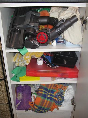 The enjo etc cupboard