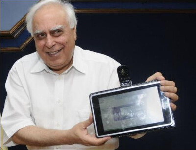 India surprizes with $35 tablet