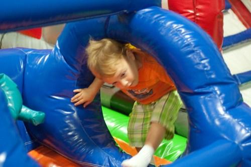 Crazy Bounce!