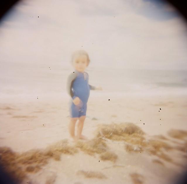 beachy Holga