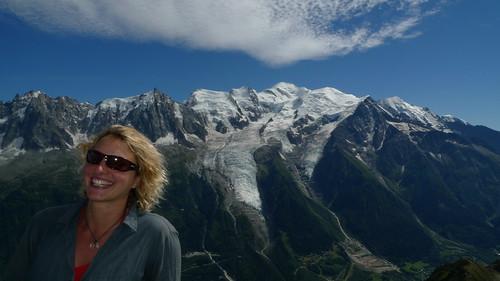 Claire & Mont Blanc