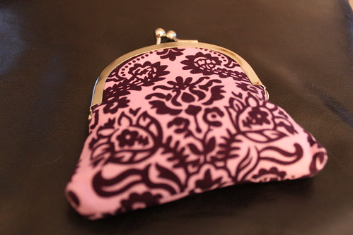 Etsy addiction - Change purse