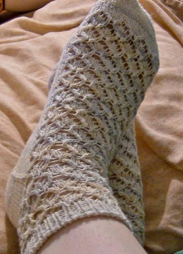 Coupling Socks in Paton's Stretch Socks