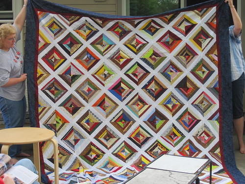 Pat's String Quilt