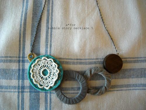 bubble story necklace 5