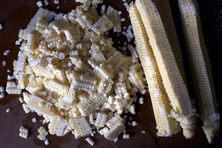 mmm, sweet crunchy corn