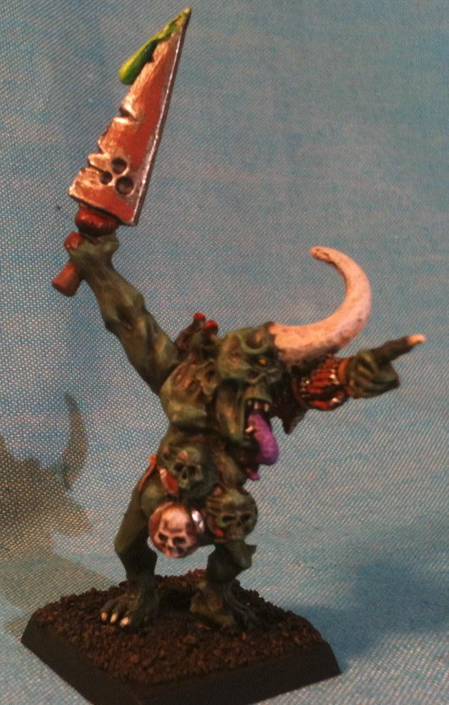 Knarly the Plaguebearer