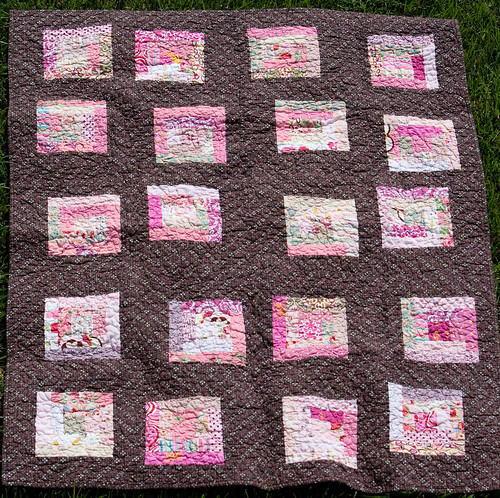 Camping Quilt #2