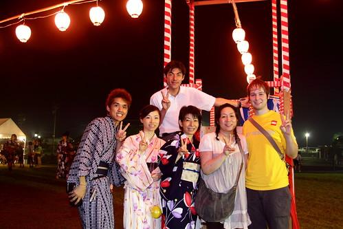 Eikaiwa group shot