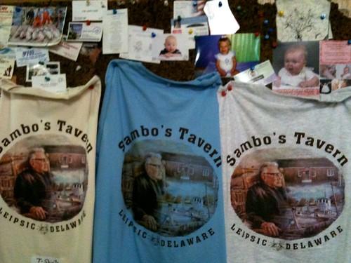Sambo's Tavern T-Shirts