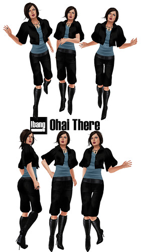 !BANG - Ohai There