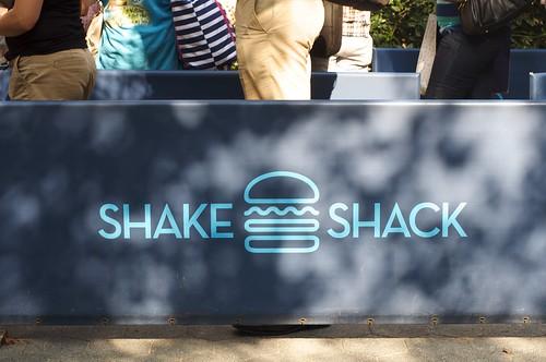 Shake Shack in NY