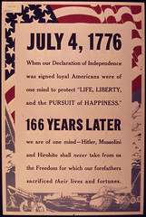 """""""July 4th 1776. When our Declaration of I..."""