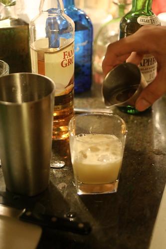 Making Dranks