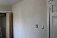 blank office wall