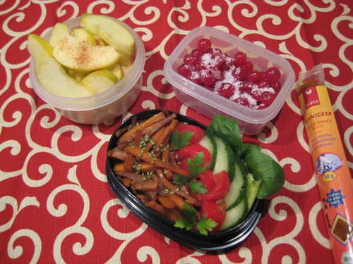 Friday, the #113th Bento (06-08-2010)