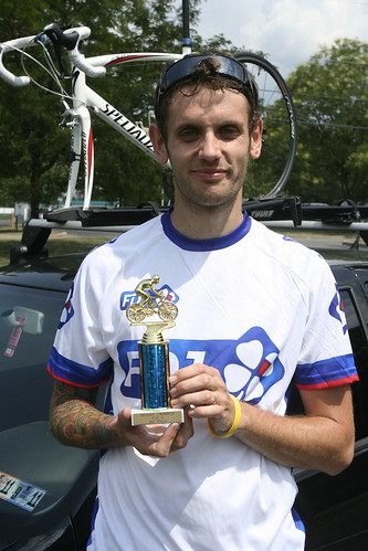 Jaime took 3rd place!